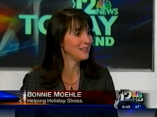 Bonnie Moehle - 12tv - Holiday Stress